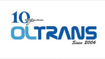 Лого Олтранс, 10 години, от 2006