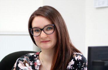 Дарина Бръчкова - специалист продажби
