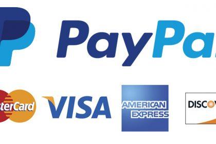 Онлайн паричен превод чрез PayPal