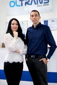 Надя и Сотир Рангелови