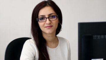 Катерина Конева - специалист предпечатна подготовка