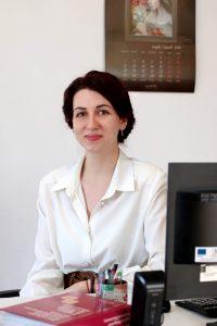 Виктория Петкова - редактор и коректор