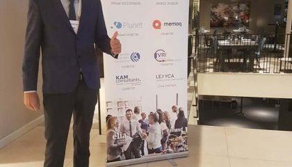Сотир Рангелов на ELIA Networking days 2019