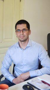 Янко Грозев - Ръководител международни проекти