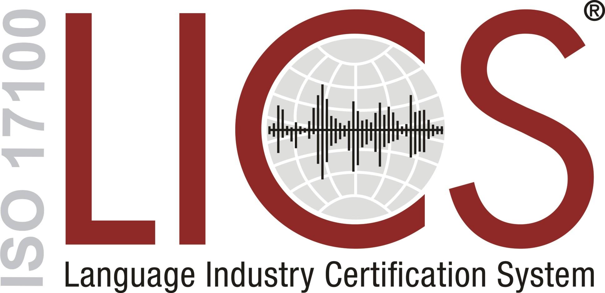 LICS ISO17100