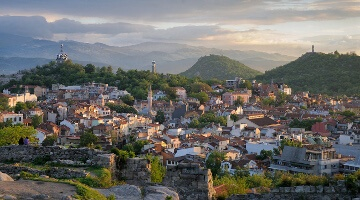 Accommodation in Plovdiv and orientation in the city