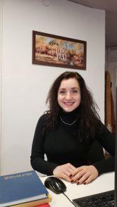 Николета Георгиева - преводач с английски език