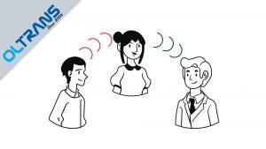 Консекутивен превод при преговори с английски език
