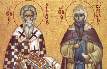 Кирил и Методий - Създадели на старобългарската култура