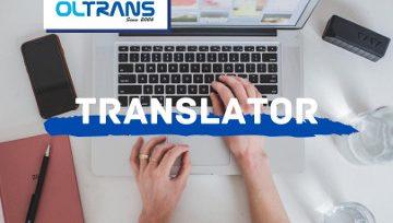Какво е заклет преводач
