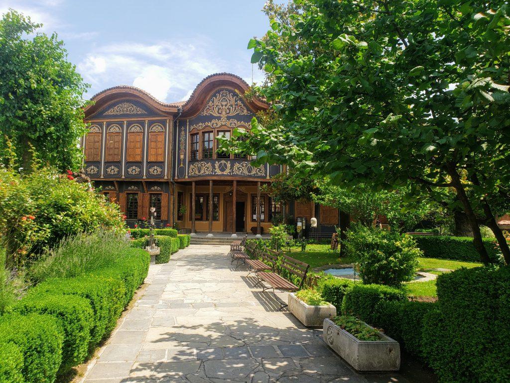 Етнографски музей, град Пловдив