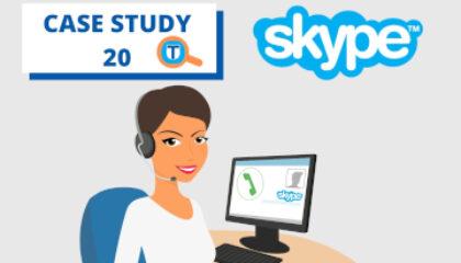 Консекутивен превод на конферентен разговор по Skype за казус с митнически власти