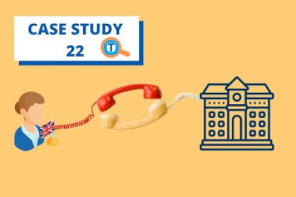 Case Study - Превод по телефона